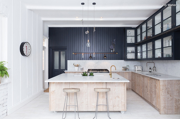 The Top Kitchen Design Trends for 2017 | BRD Group Building ...