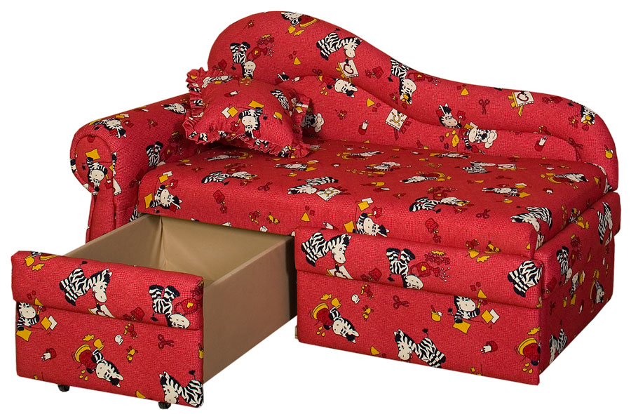На фото: Детский диван Мотиви кушетка Увеличить