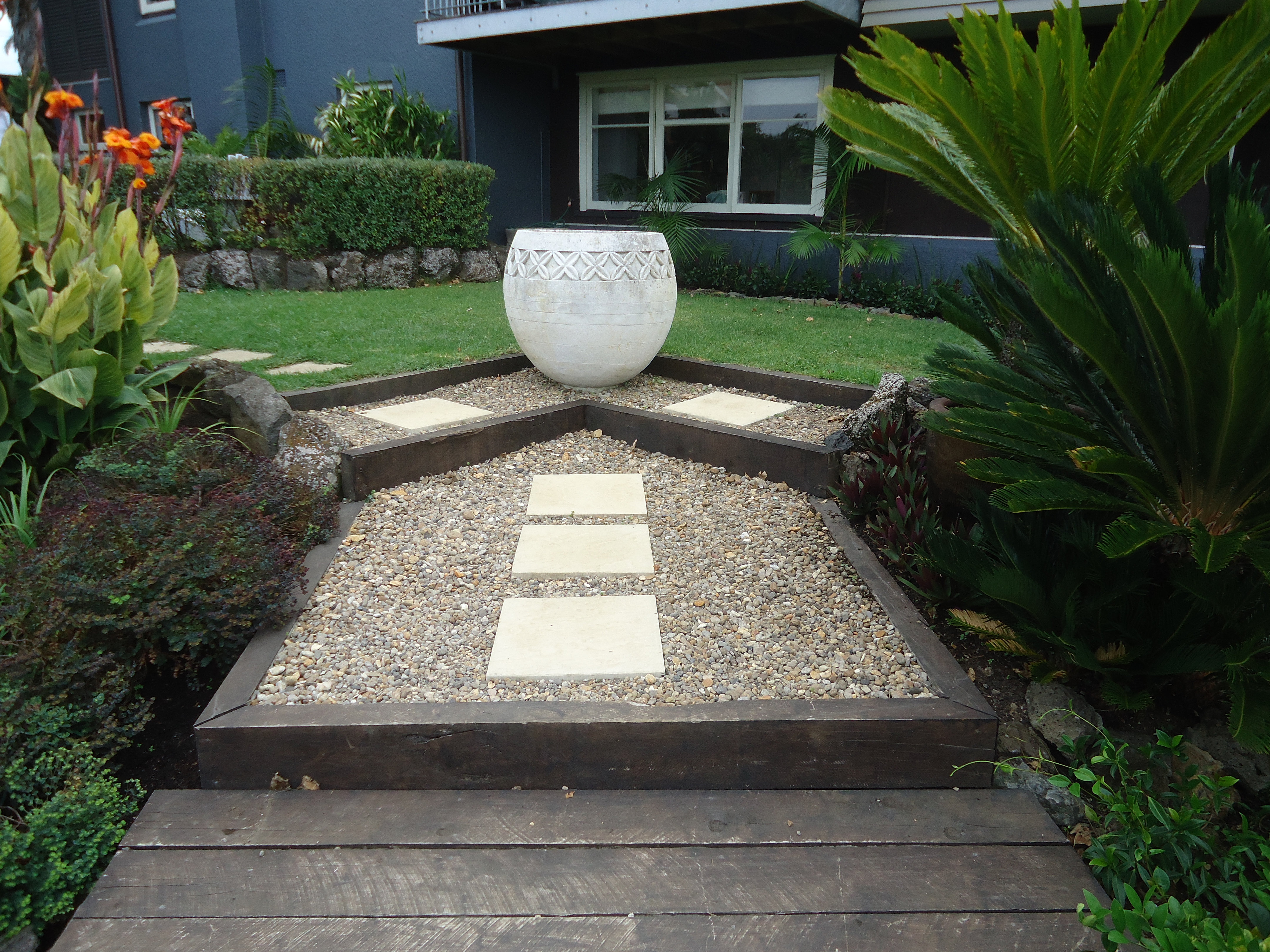 Lahood landscapes landscaping services landscaping for Auckland landscaping services