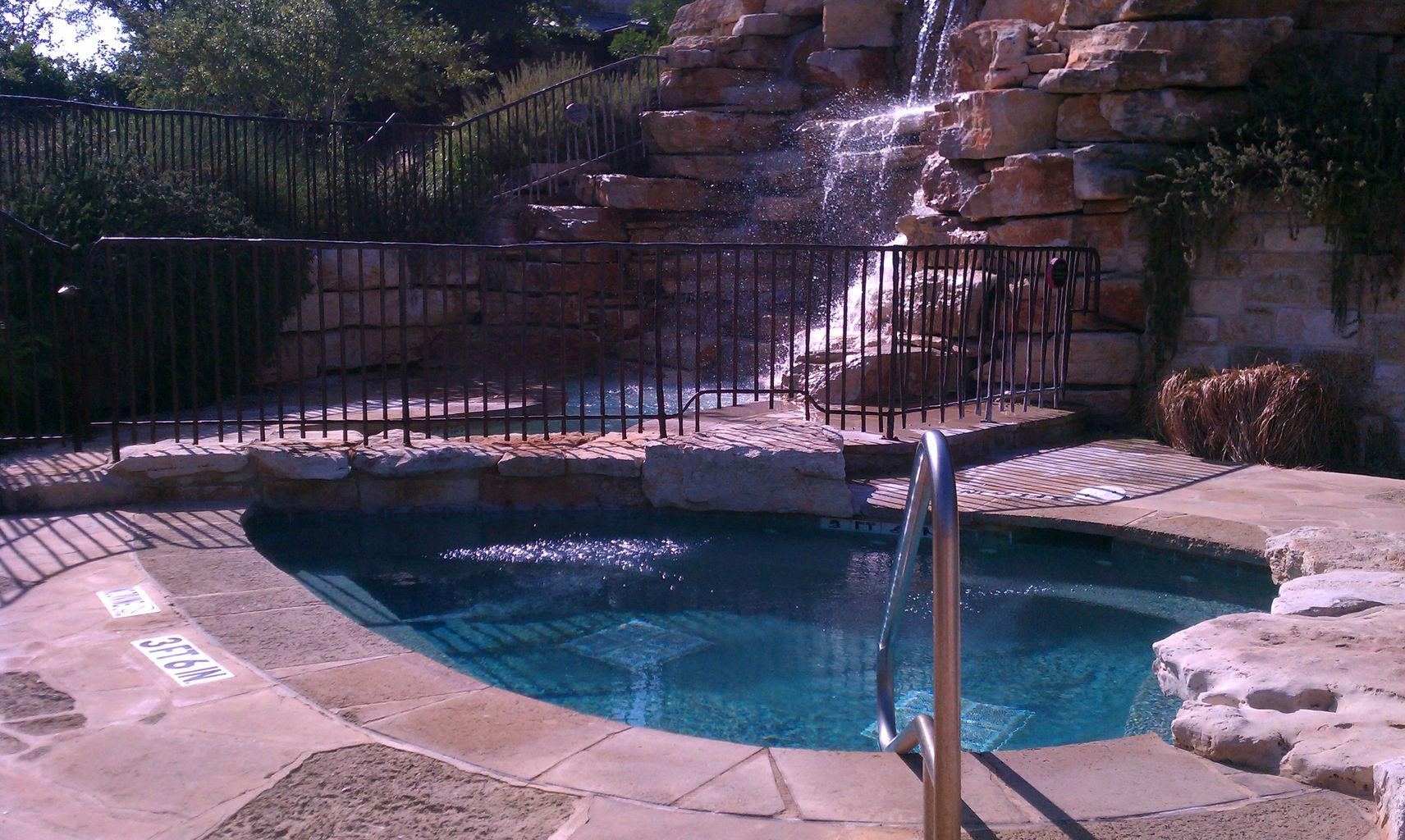 Commercial Swim Pool Repair In Austin Central Texas