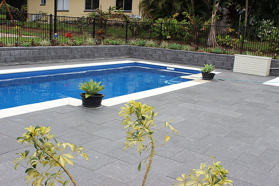 Home for Besser block pool