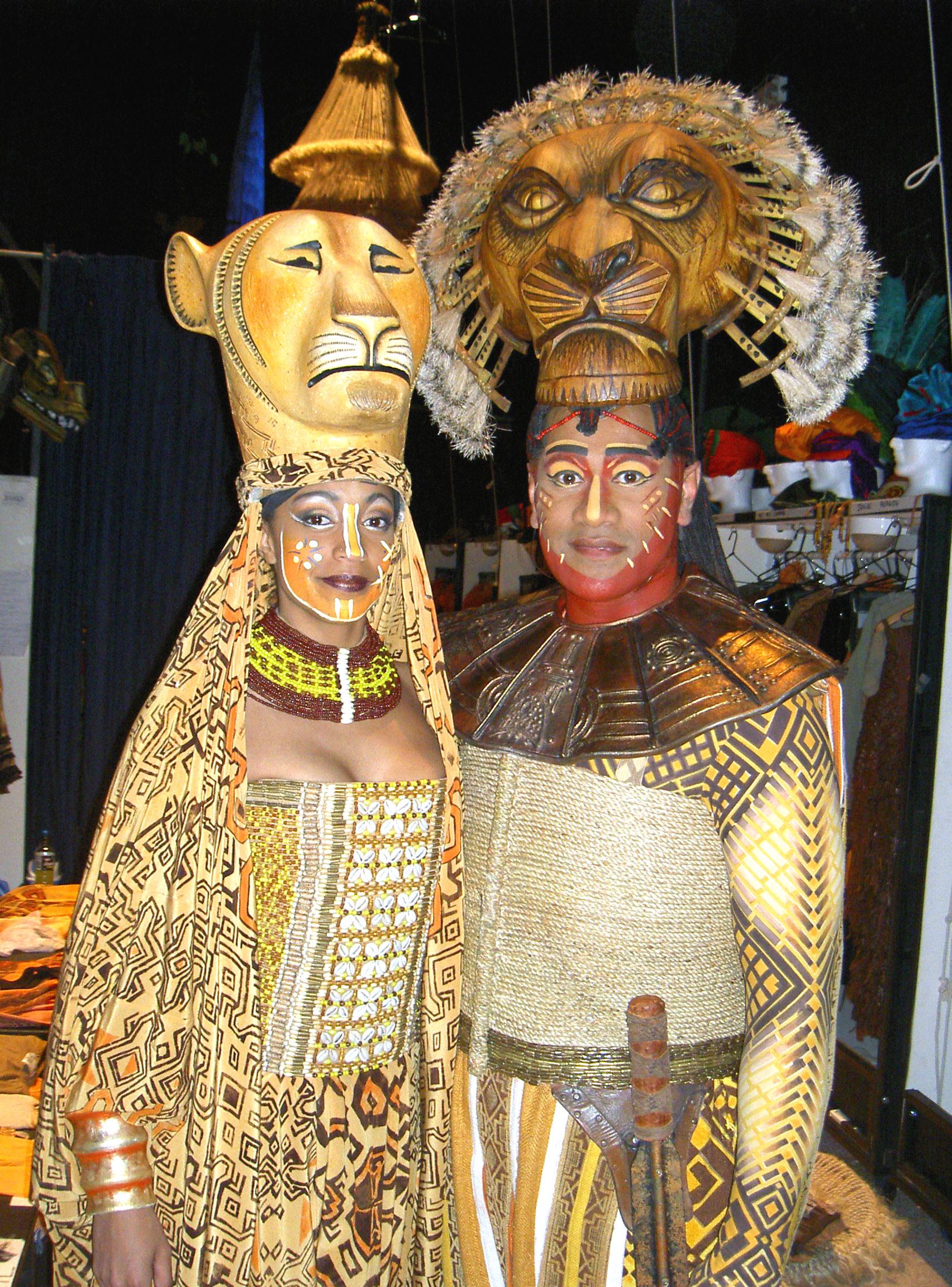 Lion King Broadway Sarabi Lion King Broadway Sarabi The