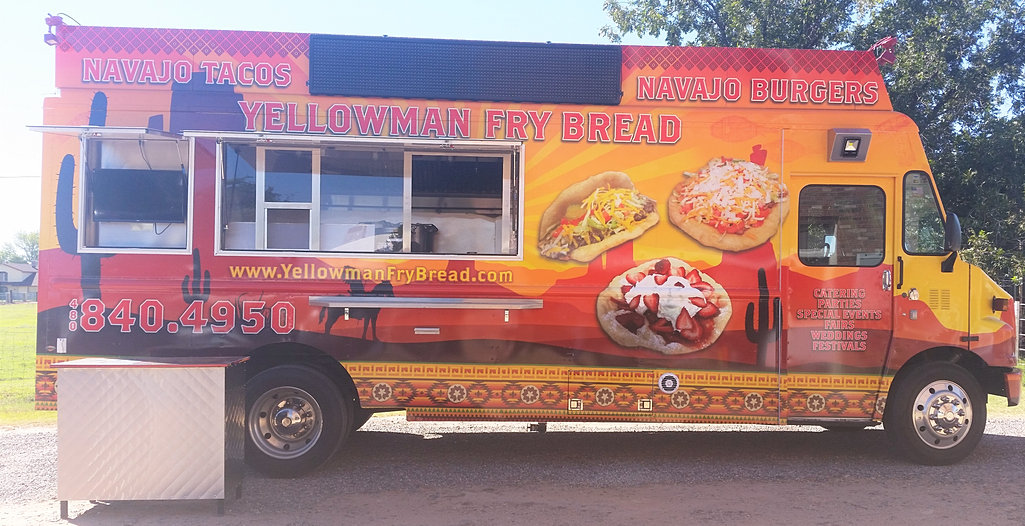 Yellowman Food Truck