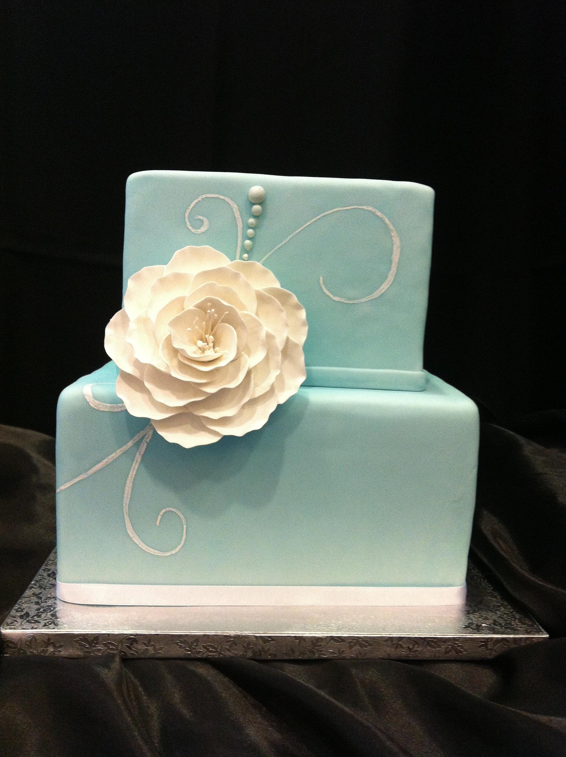 Sugar Refined Custom Wedding Cakes