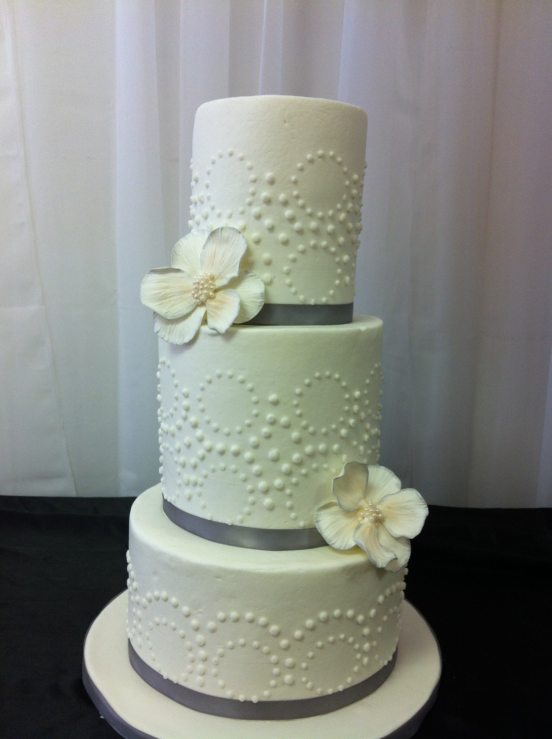 Sugar Refined Custom Wedding Cakes