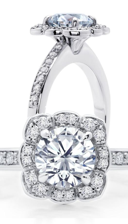 diamond engagement rings and wedding rings in toronto - Wedding Rings Toronto