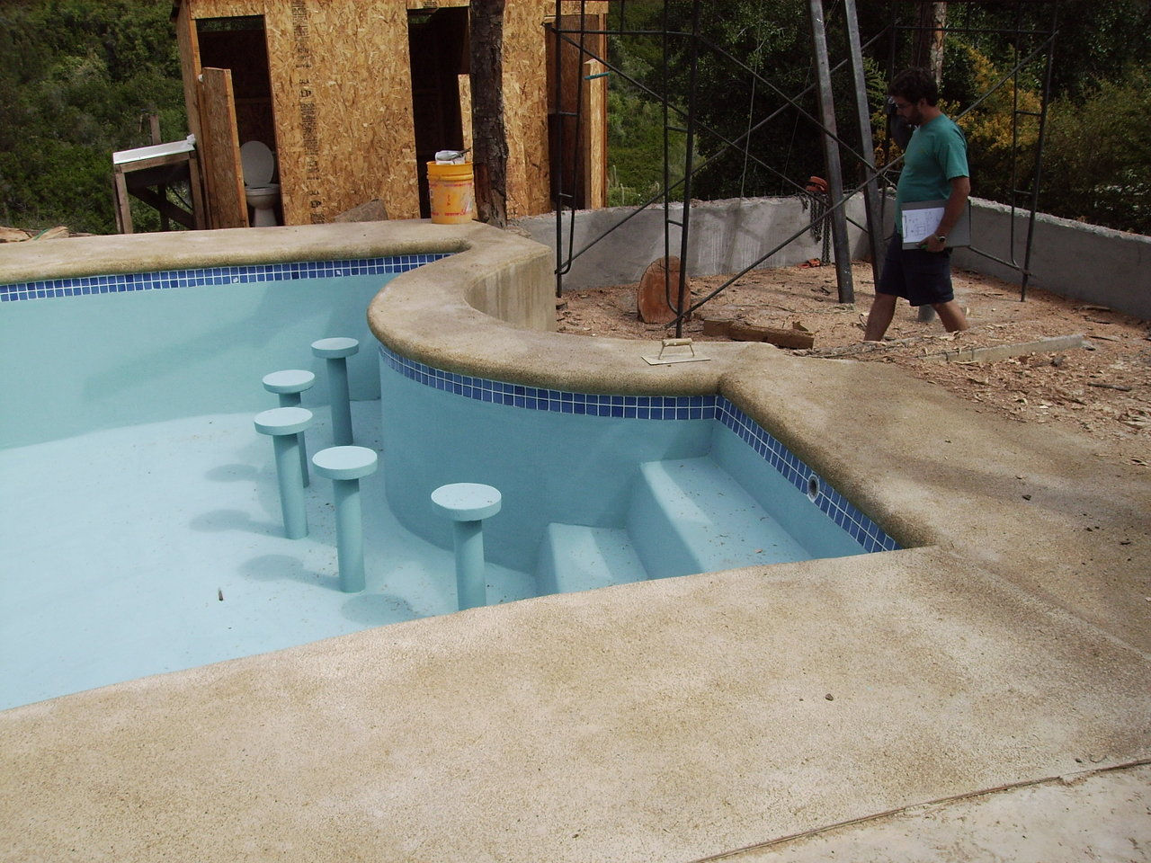 Taller 2 arquitectos ltda servicios integrales de for Pepa en la piscina