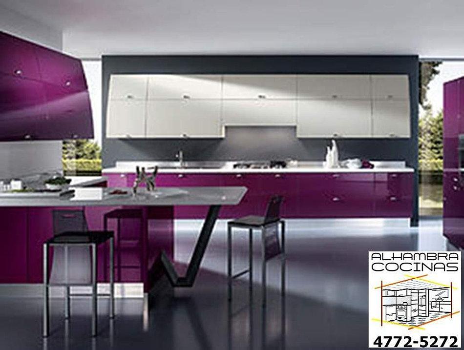 Alhambra muebles de cocina bajomesada alacenas a medida for Cocinas muebles a medida