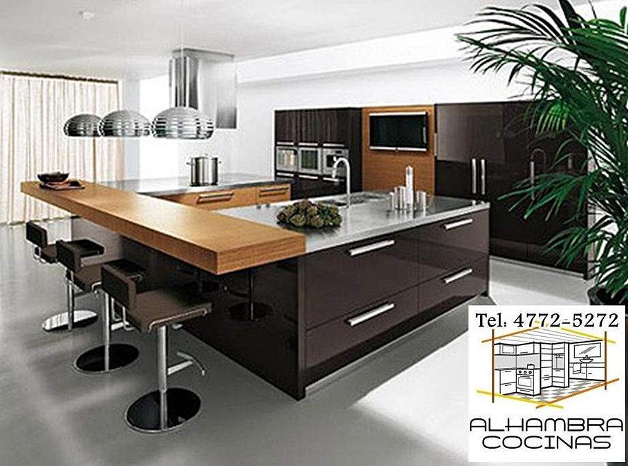 Alhambra fabrica de muebles desayunadores diarios barras a for Design moderno e minimalista