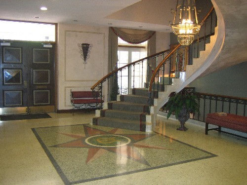House Foyer University : University of texas at austin alpha chi omega house