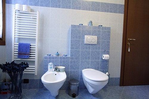 Bagni moderni mosaico azzurri quadri per bagno moderno bagno