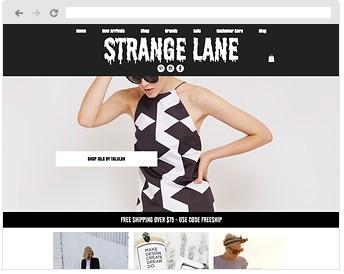 Strange Lane