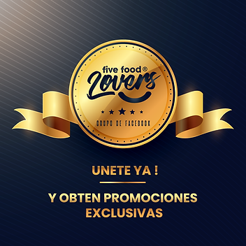 FIVE-FOOD-LOVERS-PROMOCION.png