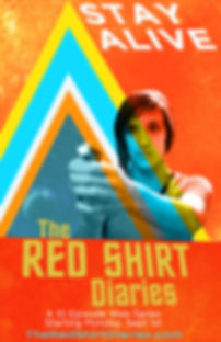 The Red Shirt Diaries Poster