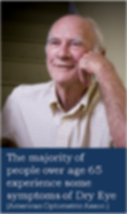 Dry Eye, Eye Drops, Senior Citizen, Aging