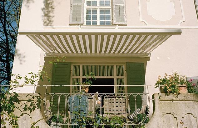 Terrassendach Balkon Markisen Alsdorf Solution