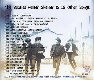 Helter Skelter Beatles Album BEATLES - CD Helter Sk...