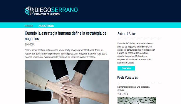 Blog de estrategia de negocios