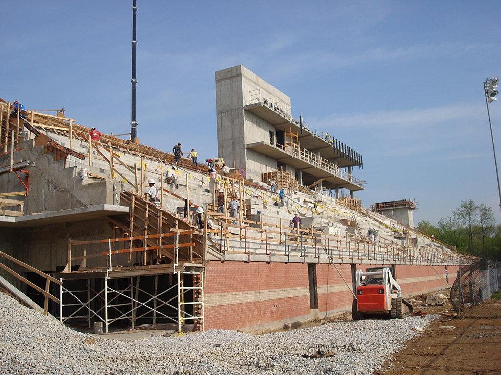 Miller Long Amp Arnold Concrete Construction Maryland