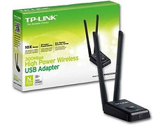 ADAPTADOR USB WIRELESS TL-WN8200ND 300 M