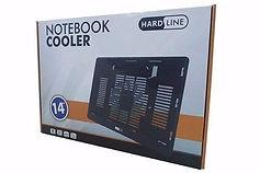 BASE PARA NOTEBOOK 14 COM COOLER HL-F19