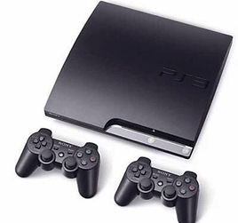 VIDEO GAME PLAYSTATION 3 500G COM 2 CONT