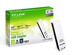 ADAPTADOR USB WIRELESS TL- WN821N 300MBP