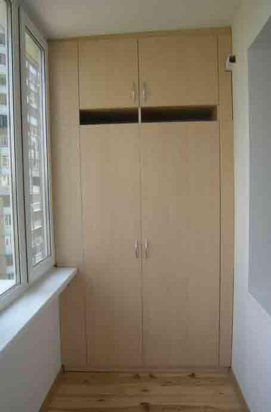 Корпусная мебель на заказ в усть-каменогорске на балкон.