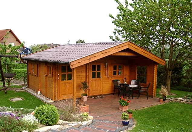 Как построить дачный домик дешево и быстро