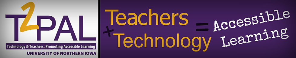 teachers and technology = accessible learning