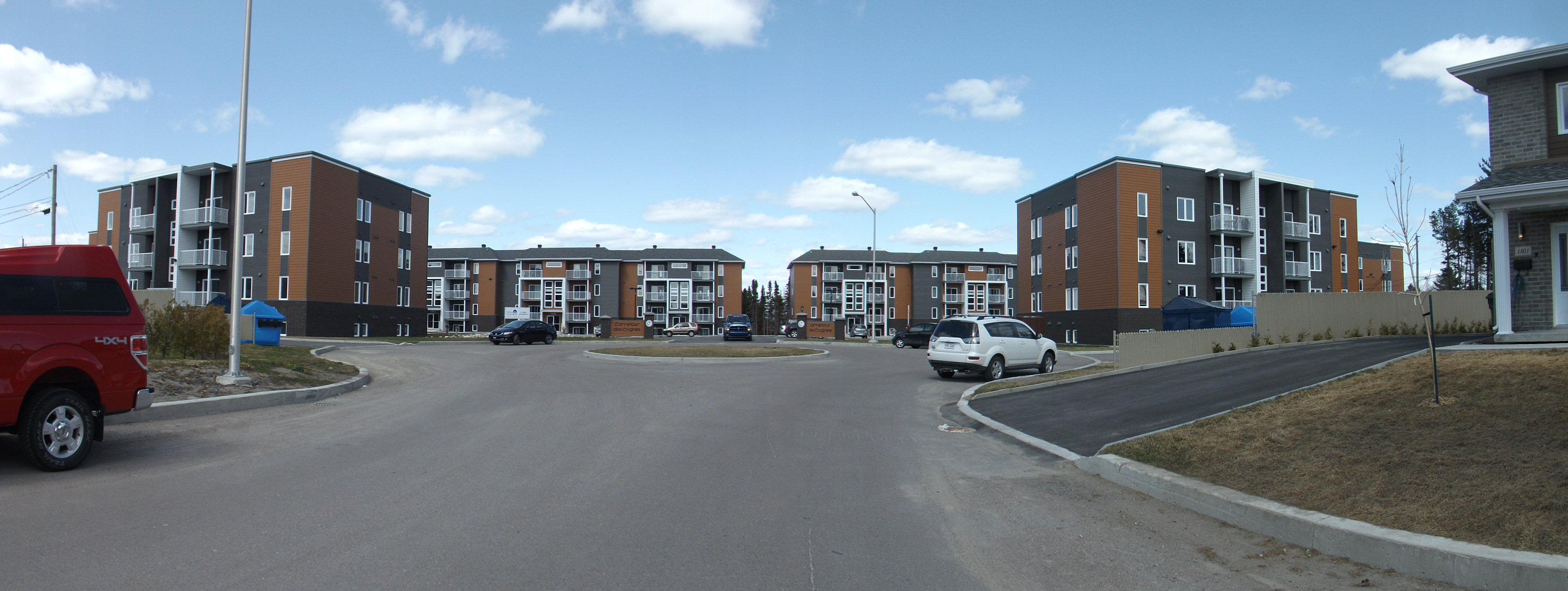 Logement louer carrefour des cygnes appartement for Louer des appartements
