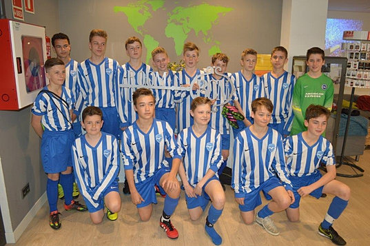 Under 15s seagulls fc for League table 85 86