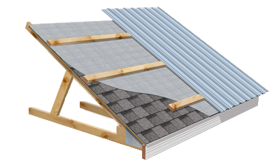 Can I Install A Metal Roof Over My Existing Shingles