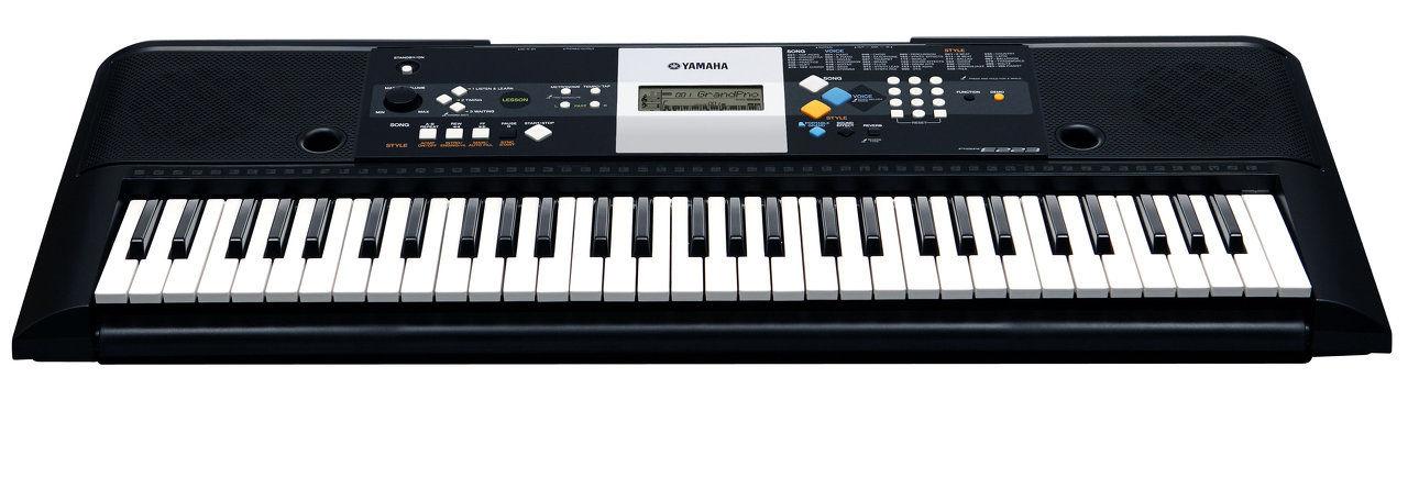 B Yamaha Keyboard