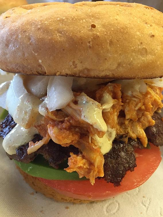Burgers, Chicken Sandwiches, Sandwiches, Salads, Gluten Free Options