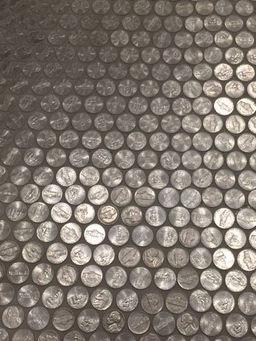 Nickel Tile Sheet Kvs Mint Coin Tile