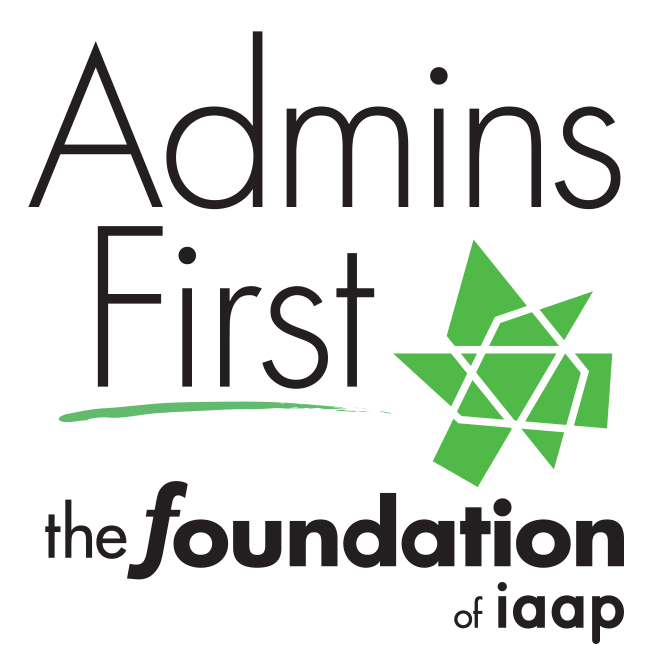 Lets Put Admins First The Foundation Of Iaap