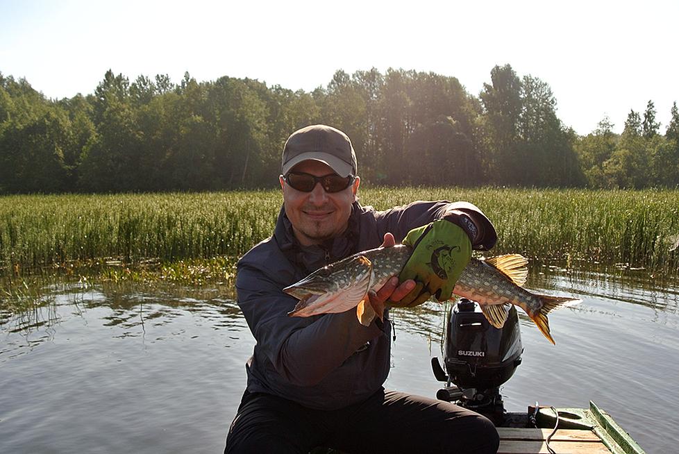 ности о рыбалке