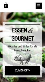 Feinschmecker-Shop