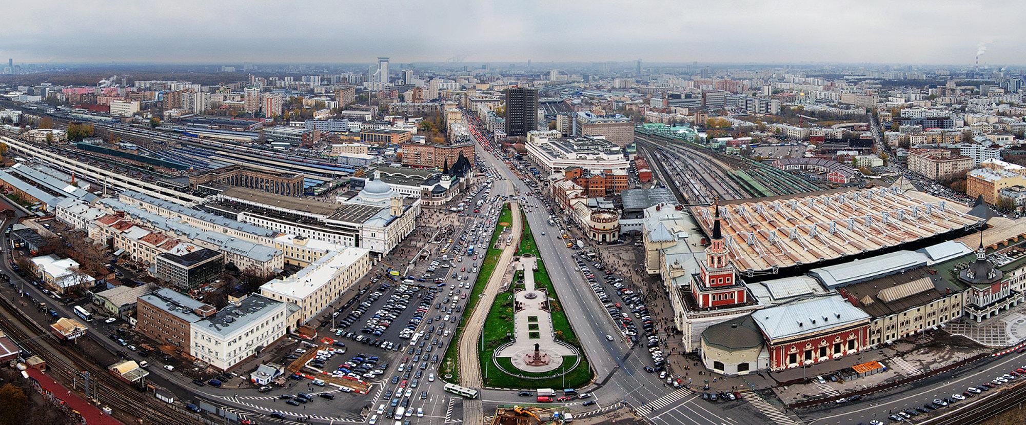 Фото панорамы ленингадского вокзала москвы 2