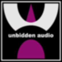 Unbidden Audio logo