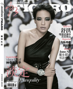 Madame Figaro Cover