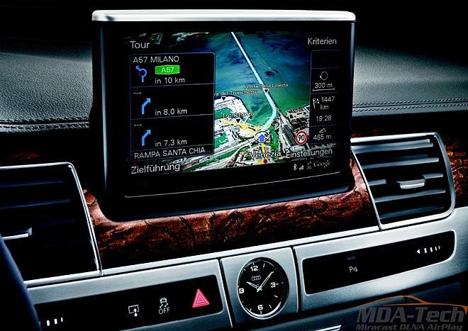 Audi Google Maps