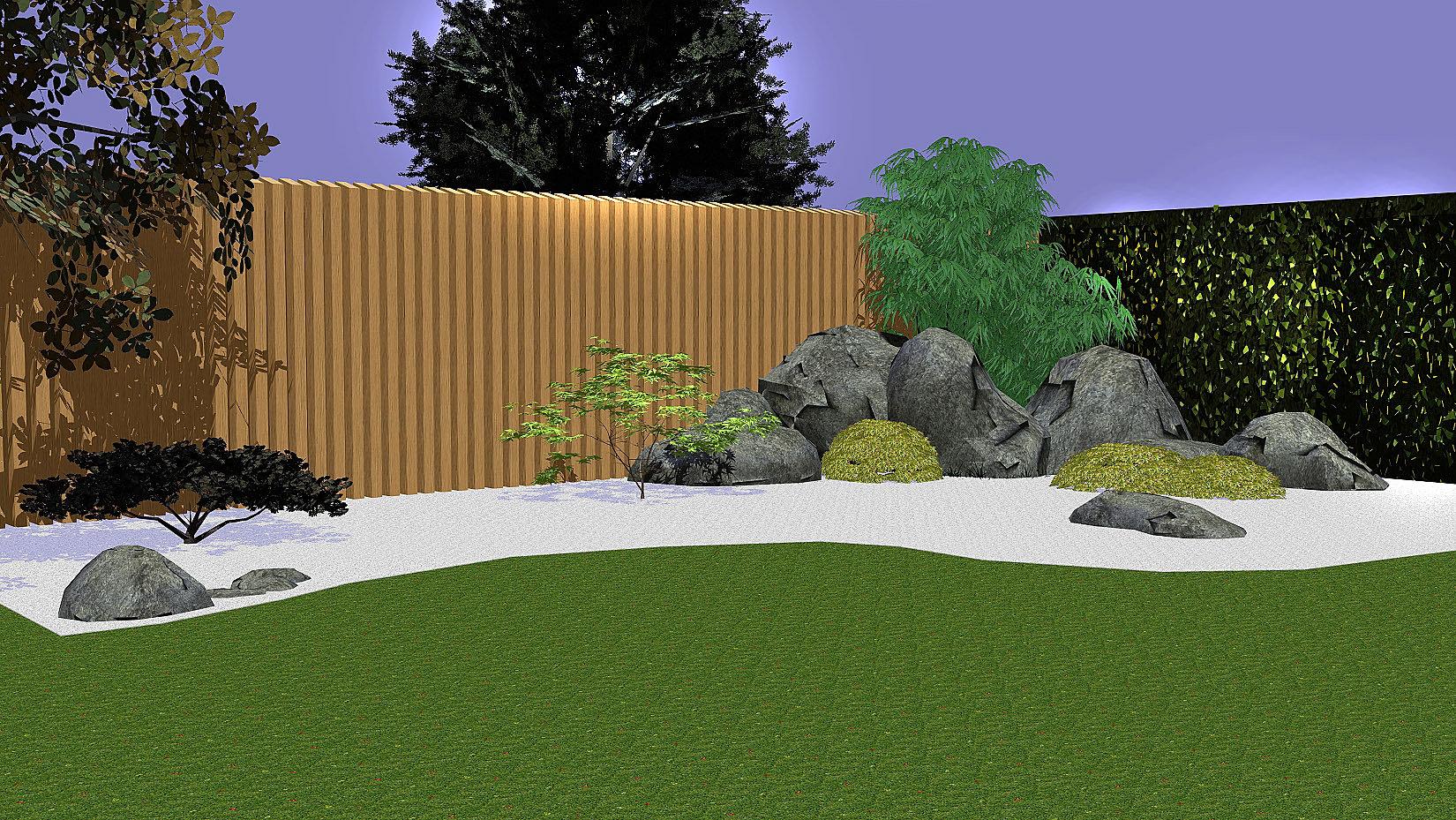 2a paysagiste castres jardin japonais. Black Bedroom Furniture Sets. Home Design Ideas