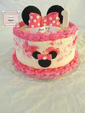 Frozen Birthday Cake Penang