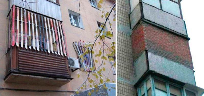 Идеи для балкона in tabs.