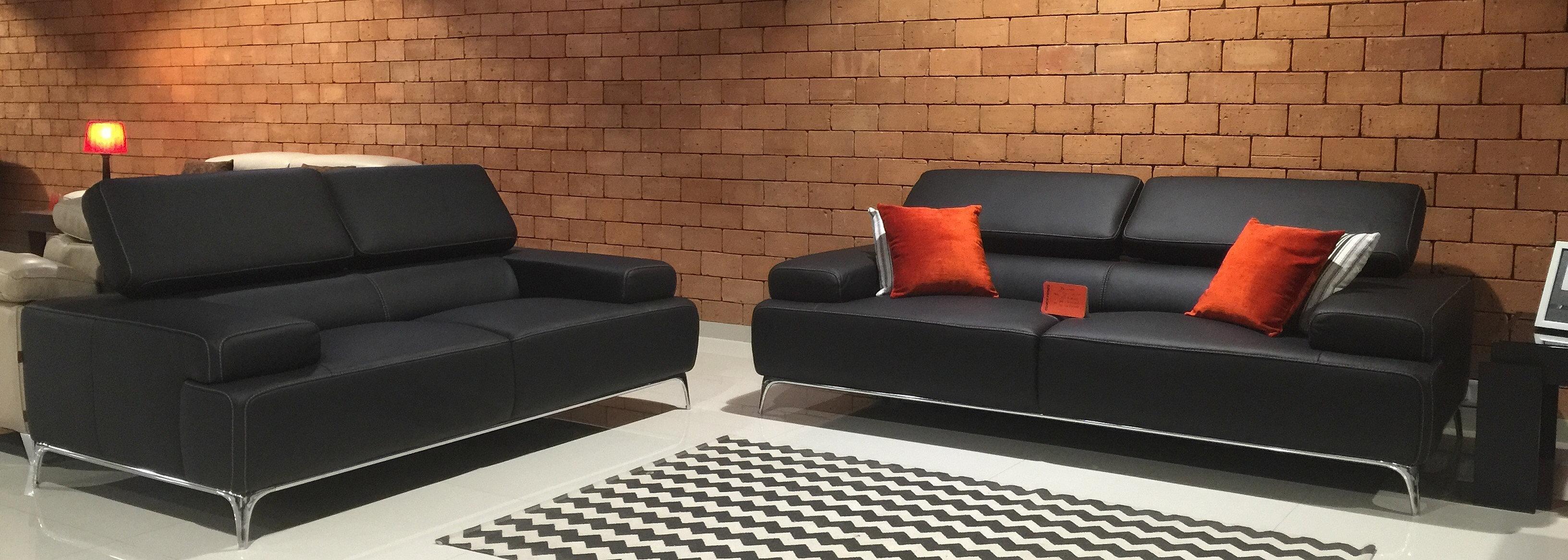 3 2 leather sofa deals - Valerian 3 2 1 Leather Sofa