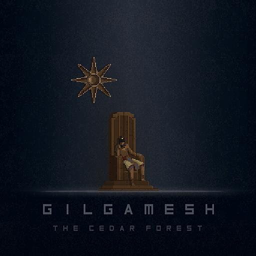 Gilgamesh: The Cedar Forest Logo