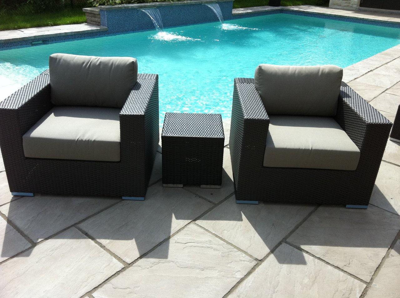 Beautiful Double Club Chairs