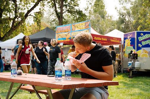 National Lentil Festival- Rhoddy Jensen